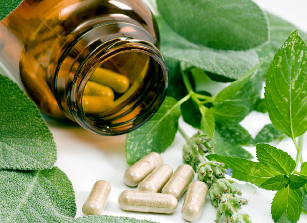 Organic Vitamins and Minerals Supplements