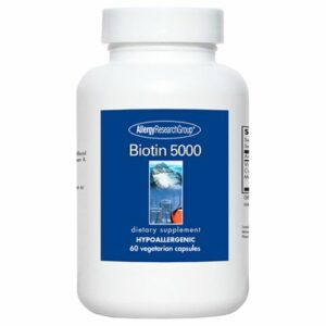 biotin 5000mcg0 10 Best Vitamins and Minerals for Hair Growth
