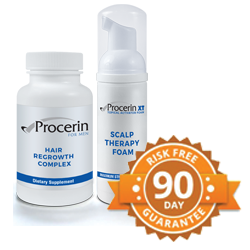 procerin 90 day guarantee Procerin Hair Growth for Men Review