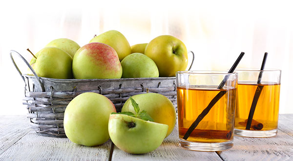 apple cider vinegar pure