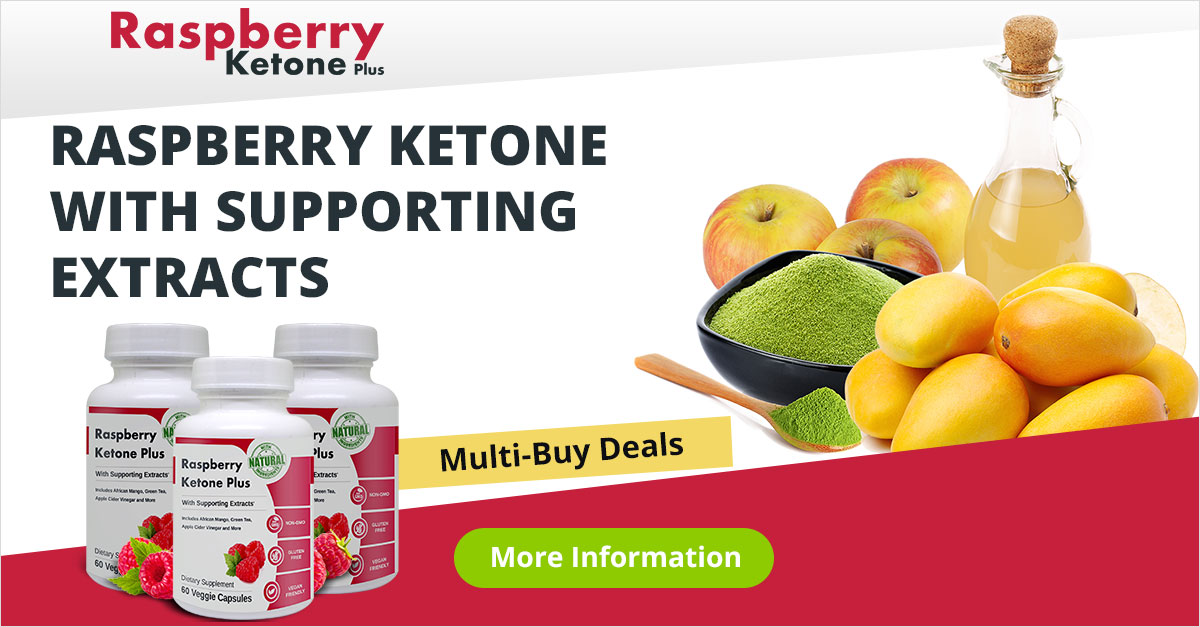 Raspberry Ketone Plus weight loss supplement Review